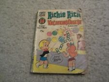 RICHIE RICH: VACATION DIGEST #1 DIGEST SIZED SEE THE PICS!