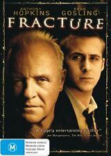 Fracture (DVD, 2007) Region 4 (VG Condition)
