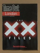 Time Out London - no 2225 (May 2013) The XX, Pedro Almodovar, Beyoncé V UK Queen