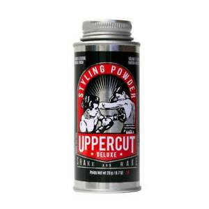 Uppercut Deluxe Styling Powder for Men's Hair Gives a Natural, Matte Finish 20g