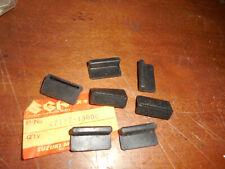 NOS Suzuki OEM Frame Cover Cushion TS100 TS125 TS185 TS250 47117-45000 QTY 7