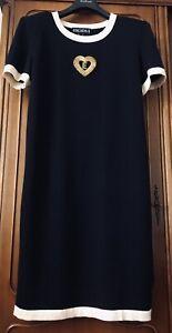Sehr edles, elegantes Kleid von ESCADA Größe 44