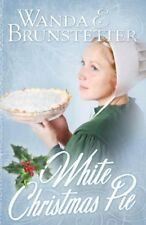 White Christmas Pie by Brunstetter, Wanda Book The Cheap Fast Free Post