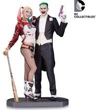 DC Comics Suicide Squad Joker & Harley Quinn Statue - Batman, Arkham