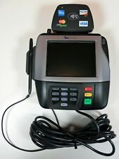 VeriFone Mx880 Credit Card Terminal No Chip Reader / Power Supply Untested As Is