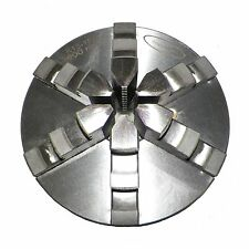 "6"" ( 6 inch) 6 Jaw Self Centering Lathe Chuck (Accuracy 0.002"") Prime Semi Steel"
