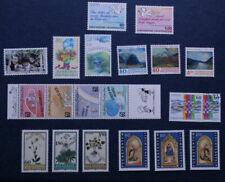 Liechtenstein stamps. Most of 1995 issues, MNH.