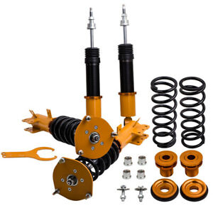 Racing CoilOvers Kits For Volvo 850 1992-1997 Adj. Damper Shock Absorbers Struts