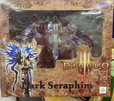 Diablo 3 Archangel Tyrael Statue Dark Seraphim Angel 27cm Figure Figurine NIB