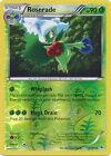 Roserade Uncommon Reverse Holo Pokemon Card XY2 Flashfire 9/106