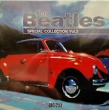"""THE BEATLES """" SPECIAL COLLECTION .3"""" JAPANESE CD"""