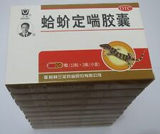 1 Boxes Asthma GeJie DingChuan Capsules,   蛤蚧定喘胶囊