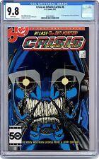 Crisis on Infinite Earths #6 CGC 9.8 1985 3826193004