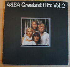 "ABBA Greatest Hits Vol. 2 1979 UK Vinyl, 12"" LP. With blue Inner sleeve"