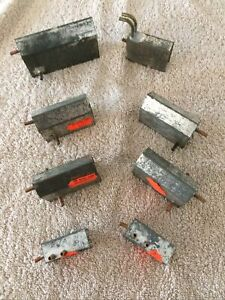 8 Model Aircraft  NEW Vintage  Mercury ? Control Line model FUEL TANKS