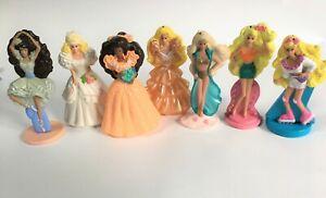 Vintage 1992 Mattel Barbie McDonald's Happy Meal Toys