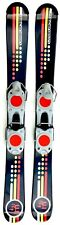 5th Element Ascension 99 cm skiboards Snowblades with Fixed Ski Boot Bindings
