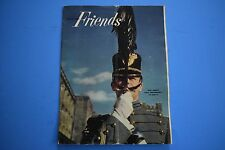 July 1952 FRIENDS Magazine 27 pages