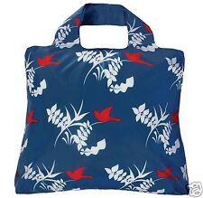 Envirosax Foldaway Large Shoulder Bag Shopping Market Beach Gym Holiday Tote Gym