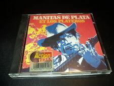 """CD """"MANITAS DE PLATA ET LOS PLATEROS"""""""
