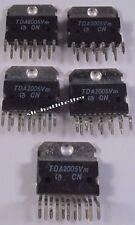5 pezzi HFO (RDT) tda2005v - 5pcs