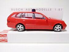 """Busch 43656 MERCEDES-BENZ CLASSE C T-Modello /""""pronto soccorso/"""" AUTO MODELLO A /""""Elegance/"""""""