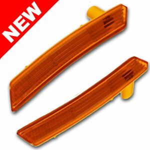 Mini Cooper R60 Countryman / R61 Paceman Front Fender Side Marker Lights - Amber