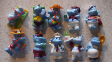 """Si trova 2 personaggi """"Happy Hippo Holiday"""" 1996 UE dall'elenco!!!"""