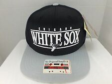 Chicago White Sox MLB Retro Vintage Snapback Hat Cap NEW By American Needle