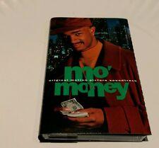 Mo Money Soundtrack cassette Big Daddy Kane Public Enemy Harlem Yacht Club Movie