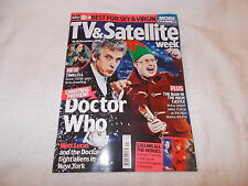 TV & Satellite Week Magazine 10th December 2016 Doctor Who & Christmas Preview
