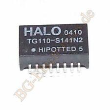 1 x TG110-S141N2 Transformer Misc, High Speed LAN HALO SO-16 1pcs