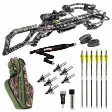 Wicked Ridge M370 Rope Sled Ultimate Package w/ Upgraded Scope, Case, and More!