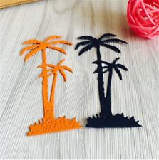 Stanzschablone Kokospalme Baum Sommer Sand Liebe Hochzeit Scrapbook Karte Album