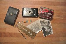 Lot troupes coloniales britannique G B - Vest Pocket Kodak - 1914/1918 WW1