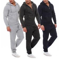 Fabrica Herren Jogging Anzug Trainingsanzug Sweatshirt Hose Sportanzug