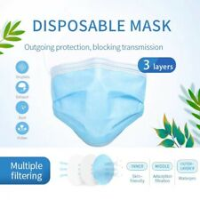 50 Stk. / pieces Mund-Nasen-Schutz MNS OP Qualität, Schutz für Mund und Nase