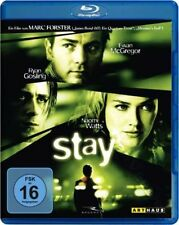 Stay NEW Cult Blu-Ray Disc Marc Forster Ewan McGregor Naomi Watts