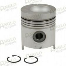 Ford New Holland Piston, Pin & Clips 3000 to 5700 81817957, 81845870