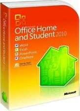Microsoft Office Home and Student 2010 Software for Windows Family Pack