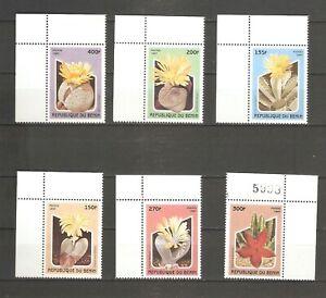 Benin 964-969 Kaktus Kakteen postfrisch