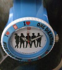 One Direction Medium Light Blue Watch in presentation case [ONED03M] (Genuine!)