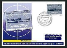 Italia Repubblica - 2005 - Museo Milano, Sommergibile Toti