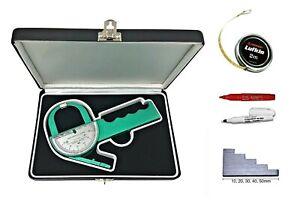 Lange Skinfold Caliper Pro Kit, Calibration Block, Lufkin Tape, Markers, Manual