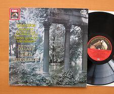 El 27 0381 1 Chausson Concerto pour quatuor à cordes Muir Quartet EMI DIGITAL Near Comme neuf