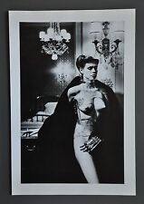 Helmut Newton Original Photo Litho 27x40cm Avenue Kléber 1977 Latex Fetisch Nude