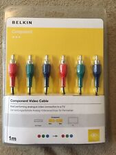 Belkin Component Video Cable 1m