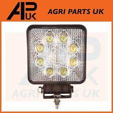 24W LED Work Light Lamp Flood Beam 12V 24V Truck Car Boat ATV Offroad 4x4 Square