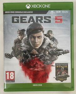 GEARS 5 Gears Of War 5 - Xbox One S/X Series S/X
