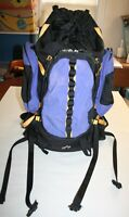 Kelty Coyote 4500 Purple, Black, & Yellow Hiking Backpack